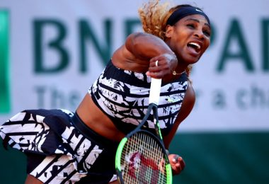 Roland Garros, Serena Williams