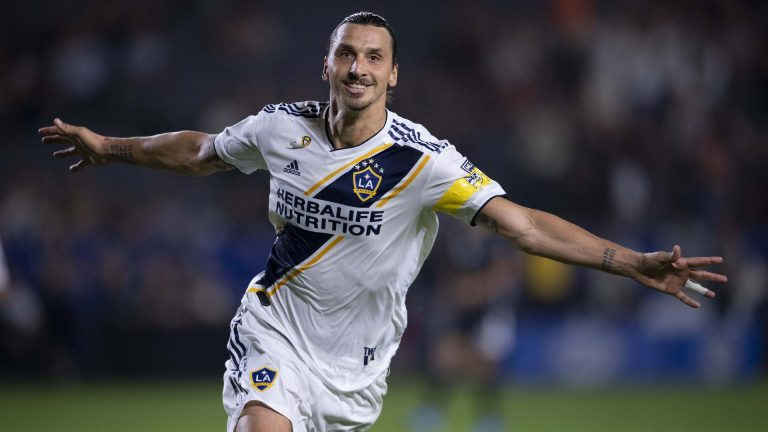 Ibrahimovic in Italia